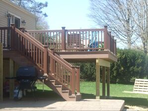 Decks in Chester County and Delaware County PA